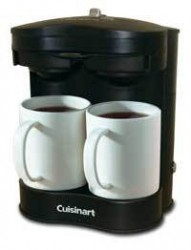 Hotel Coffee Maker Cuisinart Wcm11 2 Cup Coffee Maker Hospitality Supply