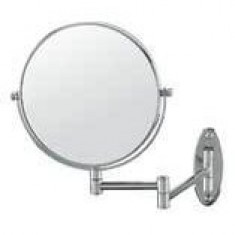 "alt=""Conair 41741W Hotel Wall Mount Makeup Mirror"""