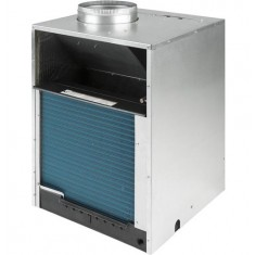 """alt=""""GE AZ91H09D5E Vertical Hotel Heat Pump"""""""