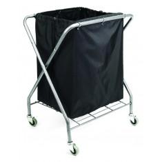 "alt=""Pressto Valet PVLH01 Laundry Hamper"""