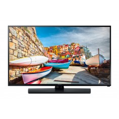 "alt=""Samsung HG43NE478SF Commercial TV with Pro:Idiom and b-Lan"""