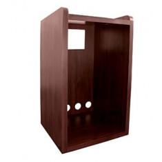 "alt=""Tatung KDRC-48 Hotel Cabinet Dark Cherry"""